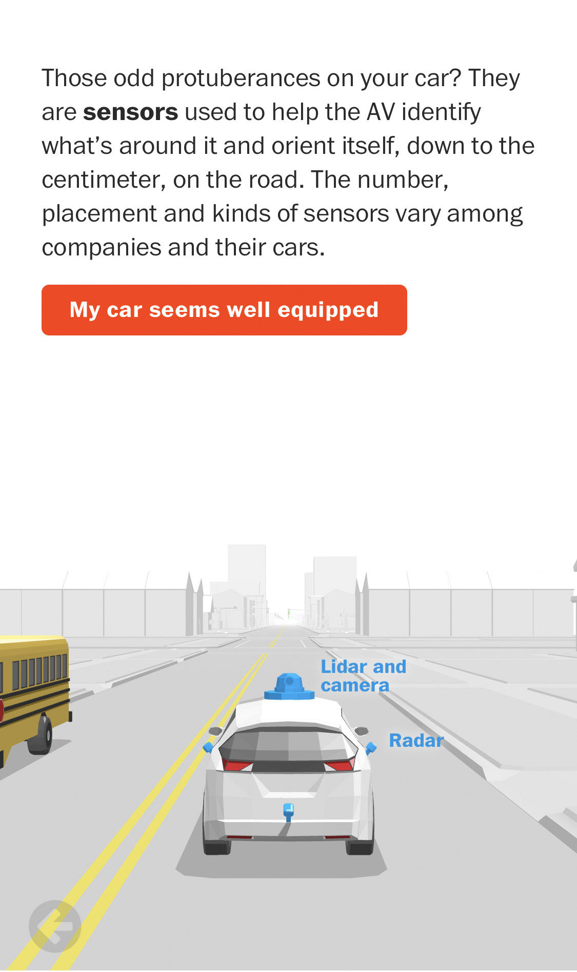 Learn about self-driving cars and its impact on the roads
